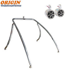 Origin Advancer Wakeboard Tower Polished + Pair of OEM Wakeboard Speaker