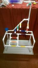Play Gym  Perch  Stand **Roller Coaster style!** Birds Love Them!