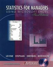Statistics for Managers Using Microsoft Excel (3rd Edition)