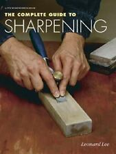 The Complete Guide to Sharpening Leonard Lee Books-Good Condition