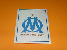 235 ECUSSON BADGE OLYMPIQUE MARSEILLE OM PANINI FOOT 2011 FOOTBALL 2010-2011