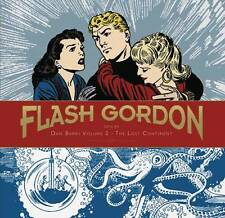 Flash Gordon Dailies 1953-1956: The Lost Continent by Dan Barry HC 2016 Titan