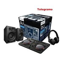 Pioneer DJ STARTER PACK controller del software/ALTOPARLANTI/Cuffie/pacchetto software DJ
