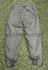 US Military F-1B COLD Weather NOMEX FLIGHT PANTS ECW SNOW Trousers SMALL 28 EXC