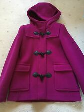 BNWT Burberry Brit Duffle Wool coat Made in Romania US 4 AUD$2250