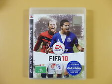 PS3 Playstation 3 FIFA 10 Complete