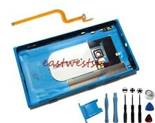 Genuine Blue Nokia Lumia 920 Back Cover Housing Case+Sim Tray+Charging Cable