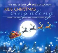 KIDS CHRISTMAS SING-ALONG: TIS THE SEASON (2CD 2013) NEW