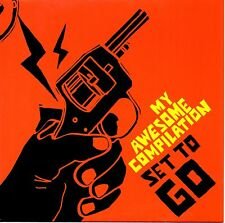 "MY AWESOME COMPILATION - SET TO GO - 7"" YELLOW VINYL - MINT"
