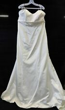 Dennis Basso for Kleinfeld Style 1119 Ivory Wedding Dress Size 24 NEW