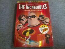 THE INCREDIBLES (Full Screen 2 Discs Collector's Edition) 2 DVD Set