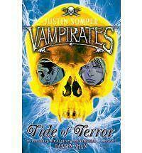 Tide of Terror (Vampirates), Justin Somper