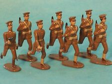 Toy Soldiers-Britain's Army at Mons-World War One-WW 1-British Infantry