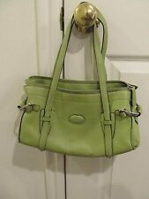 TOD'S {Women's HandBag} GREEN HANDBAG