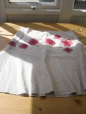 monsoon size 20 embroided skirt