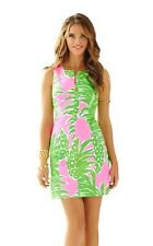 NWT Lilly Pulitzer 00 Pink Pout Flamenco Shift Dress