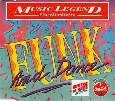 Compilation ‎CD Coca-Cola Music Legend Collection - Funk - Promo - France