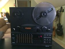 Fostex 8 and 16 Track Analog Tape TRANSFER SERVICE - Others Available Tascam.