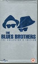 THE BLUES BROTHERS THE COLLECTOR'S EDITION 2 VIDEOS BOXED SET STILL SEALED