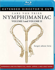 Nymphomaniac: Extended Director's Cut Vol. 1 & 2 [Blu-ray], New DVDs
