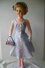 1950's-60's Large Vintage Fashion Doll (Grocery Store Rosemary,Gail, Betty?) TLC