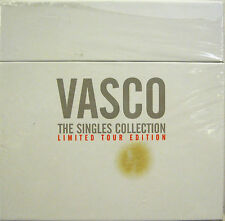 "VASCO ROSSI  ""THE SINGLES COLLECTION""  box  45' giri lim.edition sigillato"