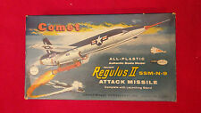 Comet - Vought Regulus II SSM-N-9 - Model Kit # PL-9:29 - Rare - Vintage - HTF