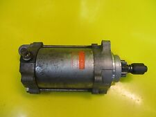 SKI-DOO 09 MXZ REV XP RENEGADE ELECTRIC START STARTER MOTOR 600 HO ETEC