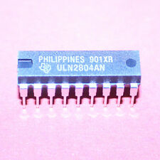 10 STK. ULN2804AN  - DARLINGTON TANSISTOR ARRAY - DIP-18 - 10pcs.
