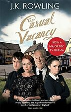 The Casual Vacancy: TV Tie In, Rowling, J.K., Very Good condition, Book