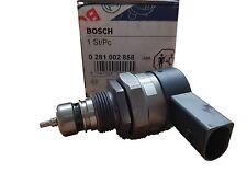 BOSCH Druckregelventil Raildrucksensor 0281002858 Steuerventil für VW 2.0 TDI