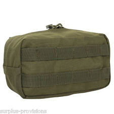Condor Tactical Utility Mag Pouch - OD Green - pack tools, gear #MA8