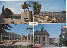 Alte Postkarte - Impressionen von Essen