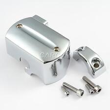 Chrome Brake Master Cylinder Cover Reservoir for Yamaha V-Star 650 1100