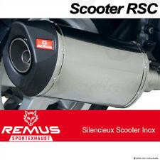 Silencieux Echappement Remus RSC Inox Piaggio Vespa GTS 300 i e 08