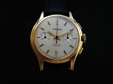 Vintage Swiss Mechanical LINCOLN Chronograph 60's NOS