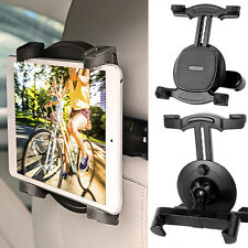 "360° Car Back Seat Headrest Mount Holder for iPad mini/1/2/3/4/Air 7""-12"" Tablet"
