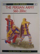 Osprey Elite 42: The Persian Army 560-330 BC