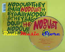 CD Singolo NO DOUBT Hey baby 2001 eu INTERSCOPE 497 669-2 no lp mc dvd (S11)*