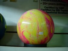 11# Former Display DV8 MISFIT Magenta/Yellow Bowling Ball