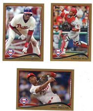 2014 Topps Gold #/2014 John Mayberry Philadelphia Phillies # 74