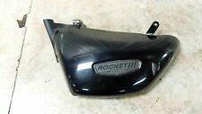 07 Triumph Rocket III 3 2300 Classic left side cover panel