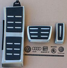 Audi a8 s8 4h original pedalset pedales pedal tapas apoyapies Footrest d4 pads