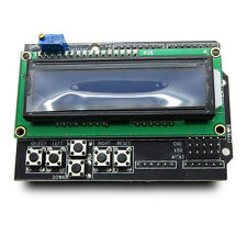 Arduino 16x2 Character LCD Shield