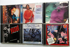 Lot Of 6 Modern & Classic JAZZ FLUTISTS CD's NAJEE Nestor TORRES etc. #CD2