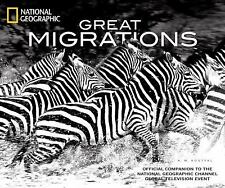 Great Migrations : Epic Animal Journeys by K. M. Kostyal (2010, Hardcover)