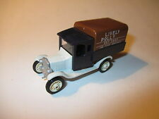 Ford T Lieferwagen delivery van LIVELY POLLY (1919), Efsi - 6,9 cm lang long!