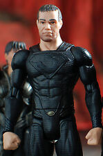 GENERAL ZOD • C9 • COMPLETE W/STAND • MOVIE MASTERS