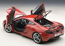 Autoart MCLAREN MP4-12C RED Color in 1/18 Scale. New Release! In Stock!