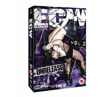 Official ECW Unreleased Volume 2 DVD - 3 disc